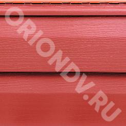 Купить онлайн Без категории Сайдинг виниловый красный в Orion с доставкой по городу и недорого