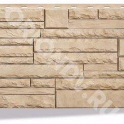 Заказать онлайн фасадную панель Скалистый камень Анды с доставкой по России недорого