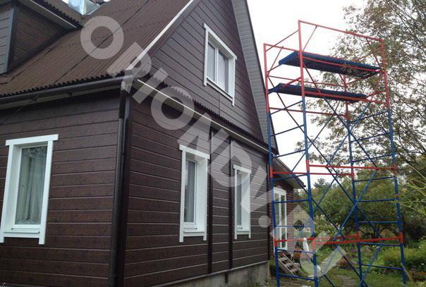 Купить фасадные панели для наружной отделки в компании Орион