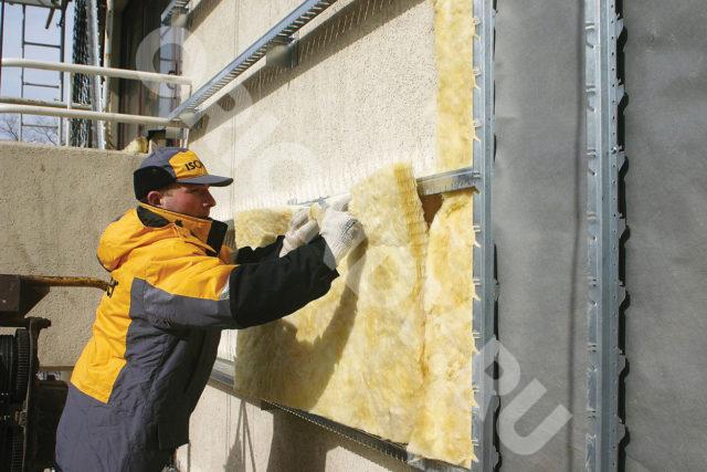 Энергоэффективные методы утепления фасада